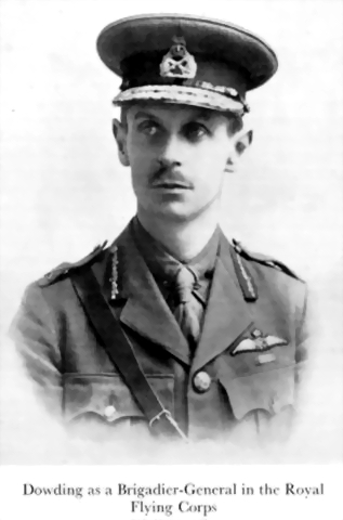 Air Chief Marshal Sir Hugh Dowdi